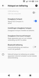 Sony Xperia XZ2 Compact (H8314) - WiFi - Mobiele hotspot instellen - Stap 12