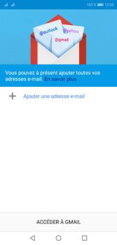 Huawei P20 - E-mails - Ajouter ou modifier votre compte Gmail - Étape 5