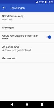 Sony Xperia XZ2 - MMS - probleem met ontvangen - Stap 10