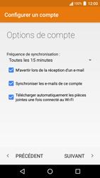 Acer Liquid Zest 4G - E-mail - Configuration manuelle - Étape 18