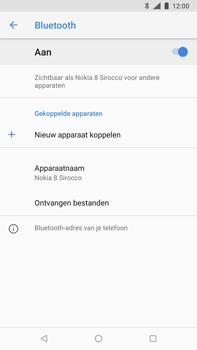 Nokia 8-sirocco-ta-1005 - Bluetooth - Aanzetten - Stap 6