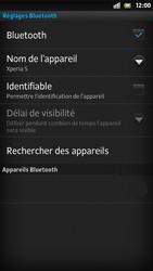 Sony LT26i Xperia S - Bluetooth - connexion Bluetooth - Étape 9