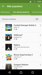 Sony Xperia M5 (E5603) - Aplicaciones - Descargar aplicaciones - Paso 11
