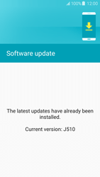 Samsung Galaxy J5 (2016) (J510) - Device - Software update - Step 8