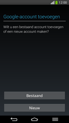 LG D955 G Flex - Applicaties - Account aanmaken - Stap 4