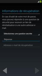 Samsung Galaxy S4 - Premiers pas - Créer un compte - Étape 17