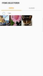 Samsung Galaxy S7 Edge - Android N - MMS - hoe te versturen - Stap 13