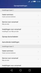 Huawei Y6 - Voicemail - handmatig instellen - Stap 6