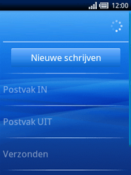 Sony Ericsson Xperia X10 Mini Pro - E-mail - Handmatig instellen - Stap 7