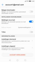 Huawei P10 (Model VTR-L09) - E-mail - Instellingen KPNMail controleren - Stap 10