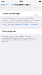 Apple iPhone 6 met iOS 9 (Model A1586) - Beveiliging en ouderlijk toezicht - Vind mijn iPhone inschakelen - Stap 7