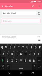 HTC Desire EYE - MMS - Afbeeldingen verzenden - Stap 10
