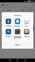 Huawei Y6 II - Internet - Navigation sur internet - Étape 18