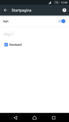 Sony Xperia M5 (E5603) - Internet - Handmatig instellen - Stap 23