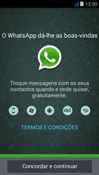 NOS NOVU - Aplicações - Como configurar o WhatsApp -  5