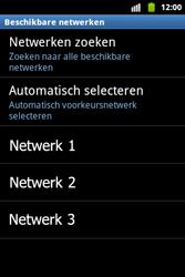 Samsung S5690 Galaxy Xcover - Netwerk - Gebruik in het buitenland - Stap 8