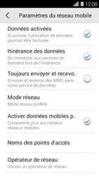 Huawei Ascend Y550 - Internet - Utilisation à l