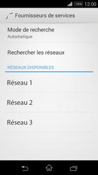 Sony Xperia E3 - Réseau - utilisation à l'étranger - Étape 11