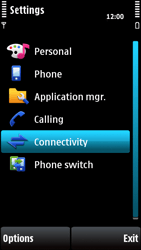 Nokia X6-00 - Internet - Manual configuration - Step 4