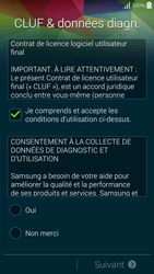 Samsung Galaxy Alpha - Premiers pas - Créer un compte - Étape 5