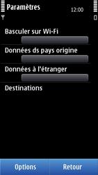 Nokia C7-00 - Internet - configuration manuelle - Étape 7
