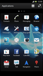 Sony LT28h Xperia ion - Applications - Downloading applications - Step 3