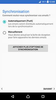 Sony Xperia XA1 Ultra - E-mails - Ajouter ou modifier un compte e-mail - Étape 21