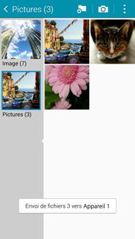 Samsung Galaxy Note 4 - Photos, vidéos, musique - Envoyer une photo via Bluetooth - Étape 15