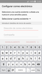 Samsung Galaxy A3 (2016) - E-mail - Configurar Yahoo! - Paso 5