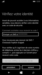 Microsoft Lumia 640 - E-mail - 032c. Email wizard - Outlook - Étape 10