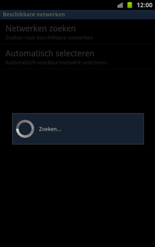 Samsung N7000 Galaxy Note - Buitenland - Bellen, sms en internet - Stap 8