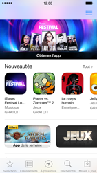 Apple iPhone 5 iOS 7 - Applications - Télécharger des applications - Étape 3
