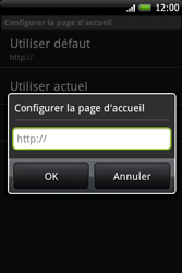 HTC A6262 Hero - Internet - Configuration manuelle - Étape 19