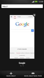 HTC One - Internet et connexion - Naviguer sur internet - Étape 14