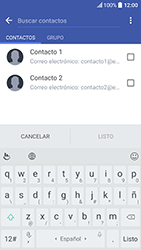 HTC 10 - E-mail - Escribir y enviar un correo electrónico - Paso 6