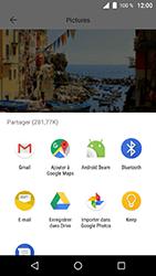 Wiko WIM Lite - Photos, vidéos, musique - Envoyer une photo via Bluetooth - Étape 10