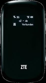 NOS ZTE MF60 WiFi - Primeiros passos - Como atualizar o firmware -  1