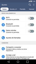 LG K10 4G - Internet - Activar o desactivar la conexión de datos - Paso 7