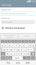 LG D855 G3 - E-mails - Ajouter ou modifier un compte e-mail - Étape 6