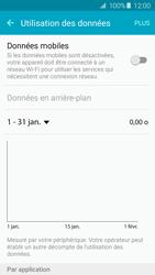 Samsung A310F Galaxy A3 (2016) - Internet - Désactiver les données mobiles - Étape 6