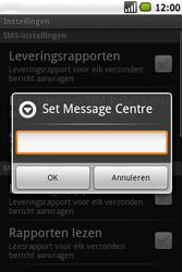 Samsung I7500 Galaxy - SMS - Handmatig instellen - Stap 6