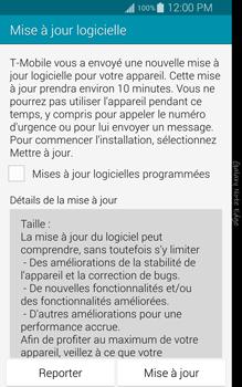 Samsung N915FY Galaxy Note Edge - Réseau - Installation de mises à jour - Étape 7