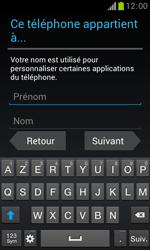 Samsung Galaxy Trend - Premiers pas - Créer un compte - Étape 25