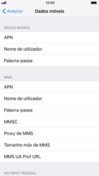 Apple iPhone 7 - iOS 12 - MMS - Como configurar MMS -  7