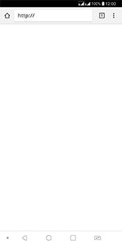 LG Q7 - Internet - Hoe te internetten - Stap 5