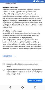 Nokia 5.1 - Applicaties - Account instellen - Stap 15
