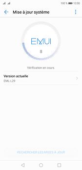 Huawei P20 - Aller plus loin - Mettre à jour le logiciel interne de votre mobile - Étape 6