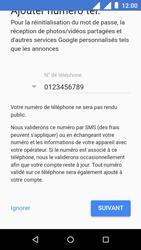 Nokia 1 - Applications - Créer un compte - Étape 12