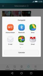 Huawei P8 Lite - Bluetooth - Transferir archivos a través de Bluetooth - Paso 8