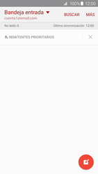 Samsung Galaxy S6 - E-mail - Escribir y enviar un correo electrónico - Paso 4